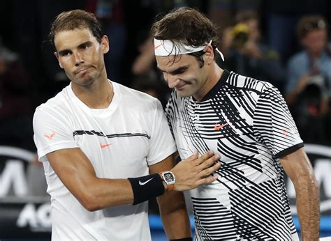 How Roger Federer finally fought his way free of Rafael