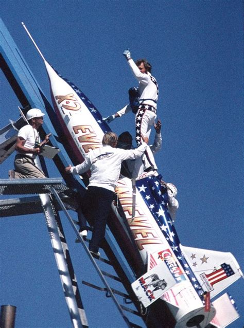 Share Your Old Photos of Evel Knievel in Twin Falls