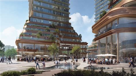 Powerhouse Wins Competition to Build New Urban Plaza in