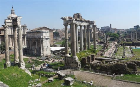 Visiting Roman Forum and Palatine Hill Rome - A Practical