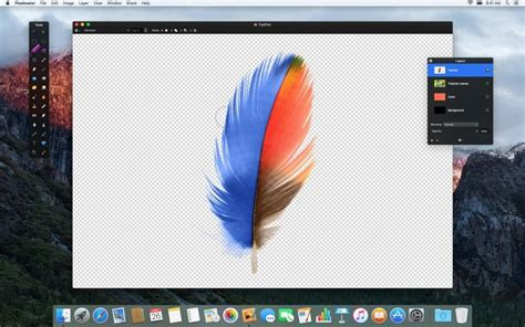 Pixelmator for Mac Gains New Selection Tools, Retouch