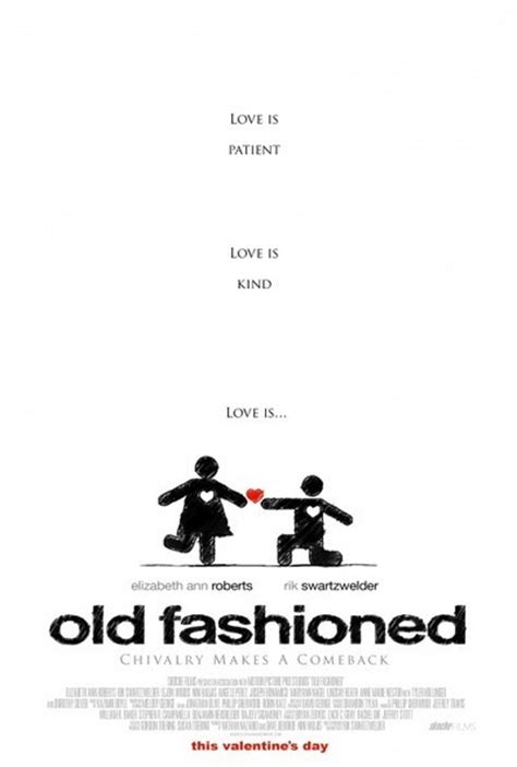 Old Fashioned Movie Review & Film Summary (2015)   Roger Ebert