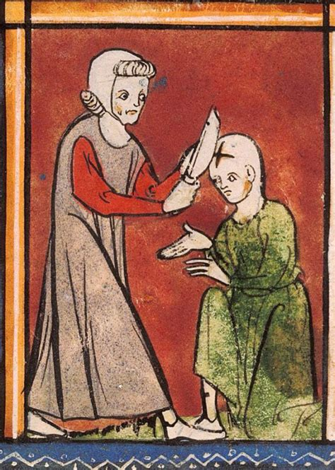 16 People Getting Stabbed In Medieval Art Who Just Don't
