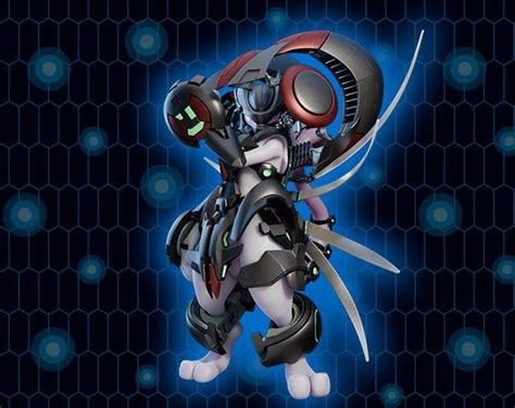 Official artwork asset of what Armored Mewtwo is going to
