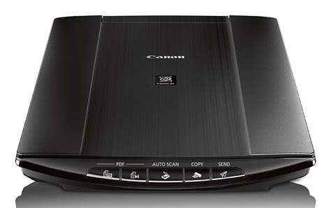 Canon's latest CanoScan LiDE scanners will digitize your