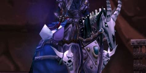 Classic WoW: 10 Rarest Mounts, Ranked From Worst To Best