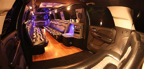 Cadillac Escalade Limo Rental Houston, Fully-equipped