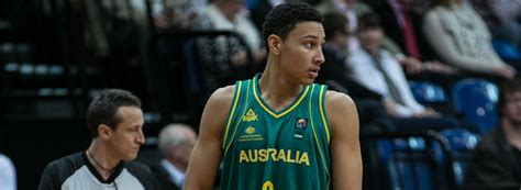 Ben Simmons commits to Australia's Boomers for World Cup