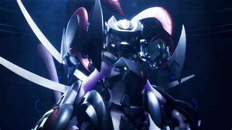 Armored Mewtwo revealed, potential Movie exclusive that