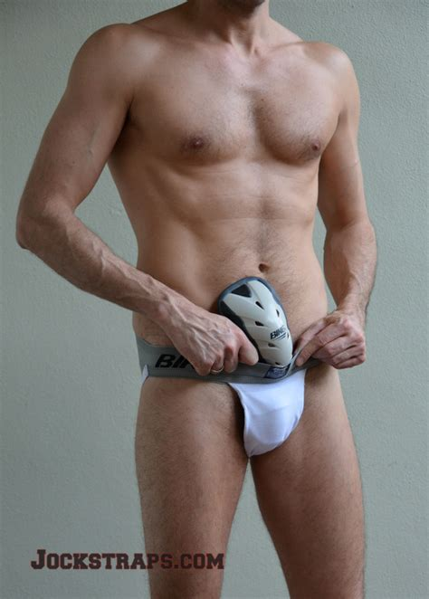 Bike Performance Cotton Cup Athletic Supporter with Pro