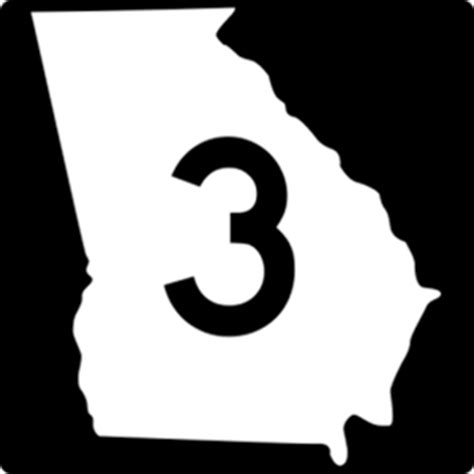 Buy Georgia State Route Signs - USA Traffic Signs