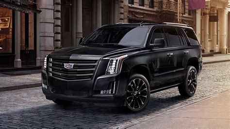 Next-Generation Cadillac Escalade Slated For 2020 Arrival