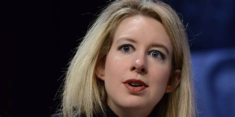 The rise and fall of Elizabeth Holmes, the Theranos