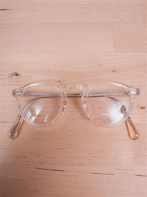 Oliver Peoples   Gregory Peck - from e-g