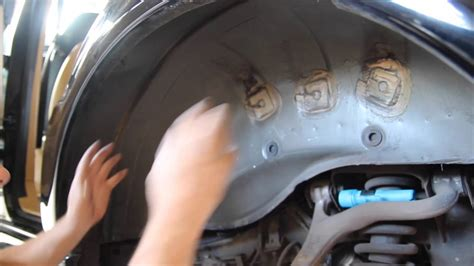 Mercedes ML430 ML320 Fuel Filter Replacement - YouTube
