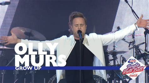 Olly Murs - 'Grow Up' (Live At Capital's Jingle Bell Ball