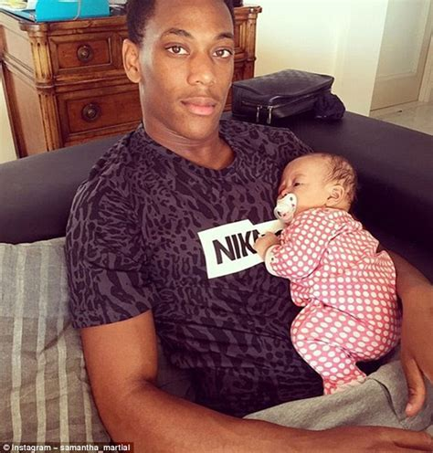 How Manchester United's Anthony Martial married his
