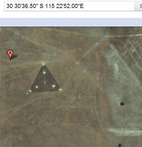 Scary Things On Google Maps Coordinates Coordinates on