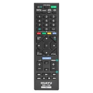 RM-L1185 LCD TV Remote Control Smart Controller for Sony