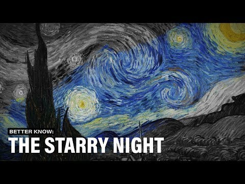 The Starry Night on Behance
