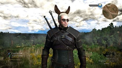 3 Pounds of Steel at The Witcher 3 Nexus - Mods and community
