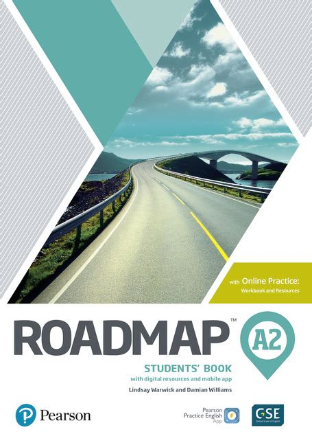 Pearson : Roadmap A2 Elementary Students' Book with Online