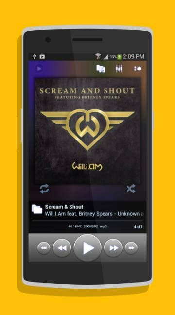 Poweramp Music Player Android app Free Download - Androidfry