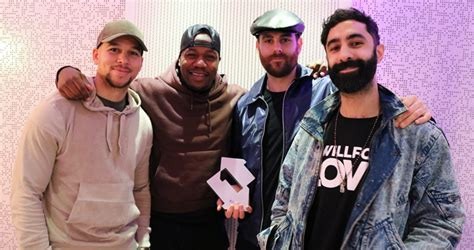 """Rudimental claim third Number 1 single: """"Yes yes yes!"""""""